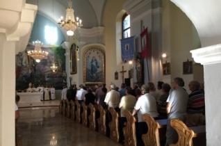 Szent István ünnepe a szlovéniai Dobronakon