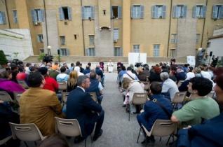 II. János Pál ajándéka Teréz anya számára: hajléktalanotthon a Vatikán mellett