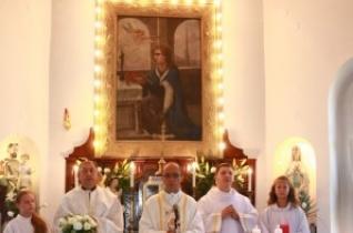 Szent Lajos-búcsút tartottak a Szatmári Egyházmegyéhez tartozó Szelestyehután