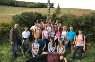 Egyetemisták búcsúját tartották Mátraverebély-Szentkúton