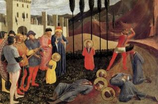 Szent Kozma és Szent Damján vértanúk