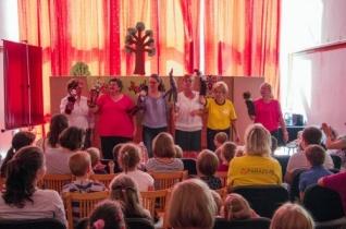 Egyházmegyei családtalálkozót és hitoktatói továbbképzést tartottak Tiszakécskén