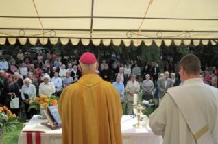 A makkosmáriai Angyalok Királynéja-templom búcsúját ünnepelték – KÉPRIPORT