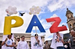 A béke mindig lehetséges! – Több mint ötven év után véget ért a kolumbiai polgárháború