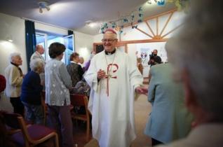 Krisztusi üzenet az idősek világnapjára a Gizella Otthon tizenöt éves fennállásának ünnepén