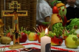 Terményáldás a debreceni Szent Efrém Görögkatolikus Óvodában – KÉPRIPORT