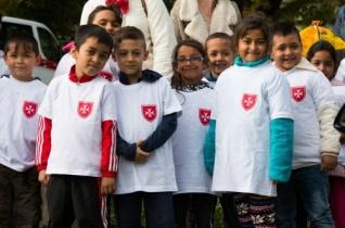 Gyermekközpontot nyitott Pécsett a Magyar Máltai Szeretetszolgálat