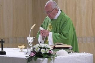 Ferenc pápa: Isten ma is sír a természeti katasztrófák és a háborúk láttán