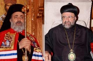 A 2013-ban Szíriában elrabolt püspökök életben vannak
