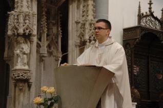 A Pozsonyi Főegyházmegye Ifjúsági Bizottságának tagja lett Molnár Tamás magyar lelkipásztor
