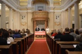 Ökumenikus megemlékezést tartottak az '56-os forradalom évfordulóján Bécsben