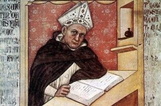 Nagy Szent Albert püspök és egyháztanító