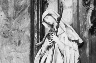 Nagy Szent Gertrúd szűz