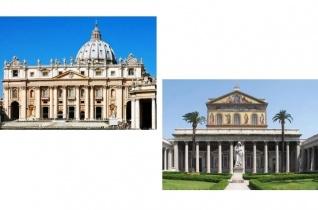 A Szent Péter- és Szent Pál-bazilikák felszentelésének ünnepe