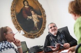 Átadni, ami megtart – Elsőáldozásra készülnek a Budai Ciszterci Szent Imre-plébánián