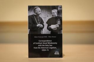 Angolul is megjelent Mindszenty József levelezése a Vatikánnal
