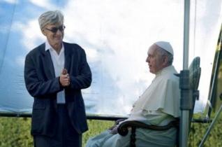 Ferenc pápa fog szerepelni Wim Wenders dokumentumfilmjében