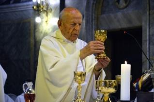 Itt vagyok, Uram, küldj engem! – Vasmiséjét ünnepelte Kerényi Lajos