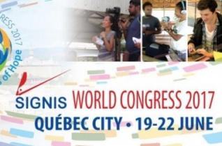 Magyar résztvevője is volt a SIGNIS kanadai világkongresszusának