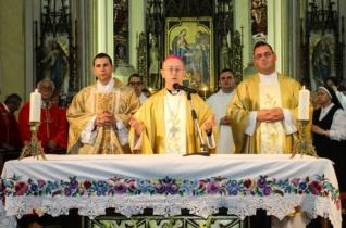 Érseki szentmisével ünnepelték a kalocsai Szent István-templom búcsúját