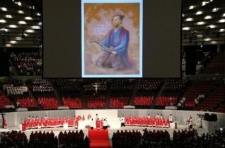 A pápa a japán püspököknek: Az átmenetiség kultúrája helyett a tartós szeretetre kell buzdítani