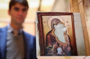 """""""Vádirat a gyűlölet ellen"""" – Kereszt-tűzben címmel nyílt rendhagyó kiállítás a Nemzeti Múzeumban"""