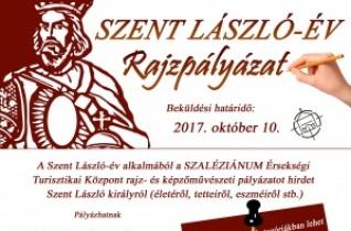 Rajzpályázatot hirdet a veszprémi Szaléziánum