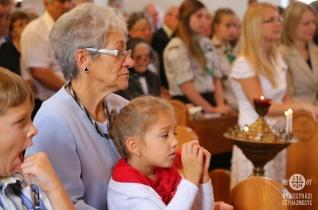 """""""Krisztus keresztje a mi útjelzőnk"""" – Templombúcsút tartottak Nyíregyháza-Kertvárosban"""