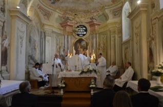 Megújult a rábatöttösi Szent Cecília-templom
