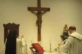 Felszentelték a domonkos nővérek rendházának kápolnáját Kőszegen