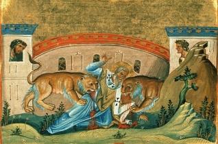 Isten gabonája, melyet a vadállatok foga őrölt tiszta kenyérré – Antiochiai Szent Ignác