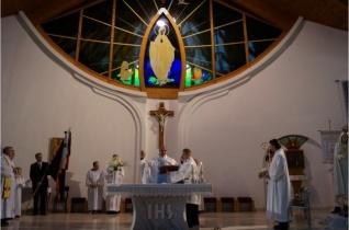 Fatimai imaestet tartottak a szombathely-oladi lakótelepen
