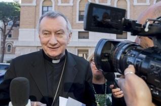 Parolin bíboros: Segítsük az iraki keresztények hazatérését!