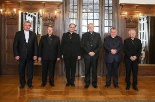 A kelet-közép-európai püspökök budapesti találkozójának záróközleménye