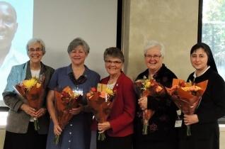 Megválasztották a Boldogasszony Iskolanővérek Általános Tanácsának tagjait