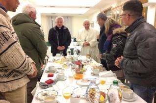 Ferenc pápa üzenete a szegények első világnapjára