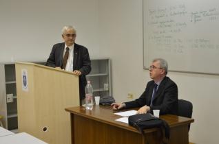 Felekezet és felekezetszerveződés Európában – a római Theresianum professzora adott elő a Pázmányon