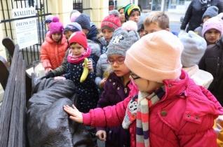 Debrecenben a Hajléktalan Jézus-szobor