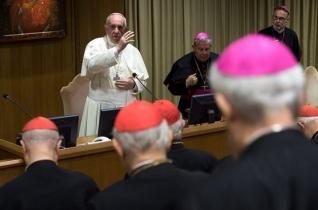 A pápa kinevezte a főrelátort és a különleges titkárokat a 2018-as püspöki szinódusra