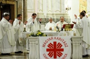 Karitásztalálkozót tartottak Kalocsán