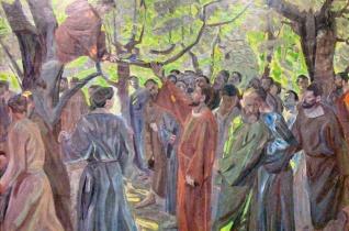 Mai evangélium – 2017. november 21.