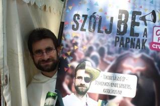 """A pap, akinek beszólnak – Tokodi László OP a """"Szólj Be a Papnak!"""" rendezvénysorozat tapasztalatairól"""