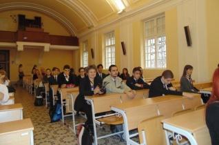 Tizedik alkalommal rendezték meg a katolikus középiskolák helyesírási versenyét Vácon