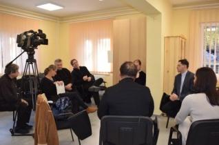 Romapasztorációs továbbképzést tartottak a Miskolci Egyházmegyében