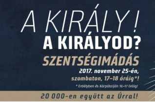 mar-kilencezren-egyutt-teged-is-var-krisztus-kiraly