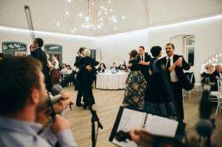 Első alkalommal tartottak jótékonysági Erzsébet-bált az erdélyi Zabolán