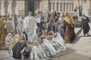 Mai evangélium – 2017. november 25.