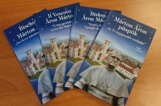 Németül is megjelent Márton Áron püspök életrajza