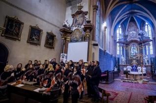 Lelki és kulturális adventi programok a pozsonyi magyar katolikus közösségben