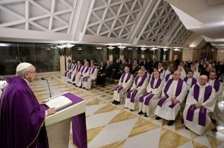 Ferenc pápa: Szent József a csöndes engedelmesség embere